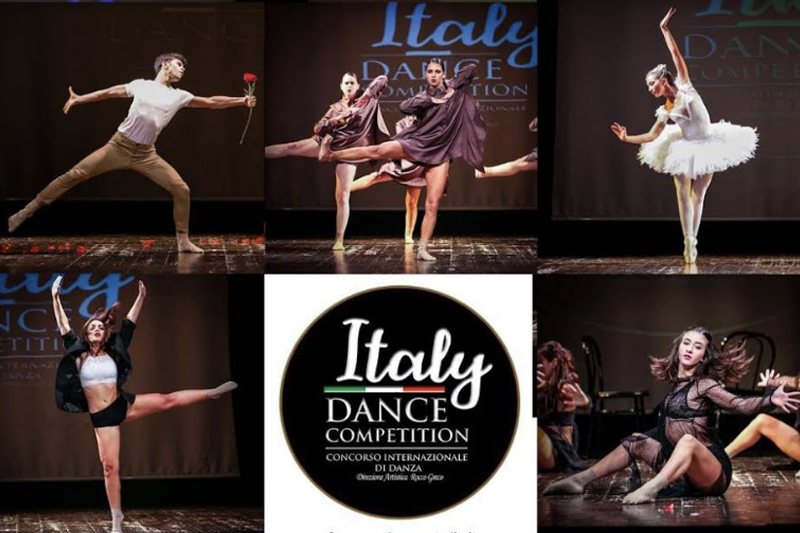 Italy Dance Competition 2019 home