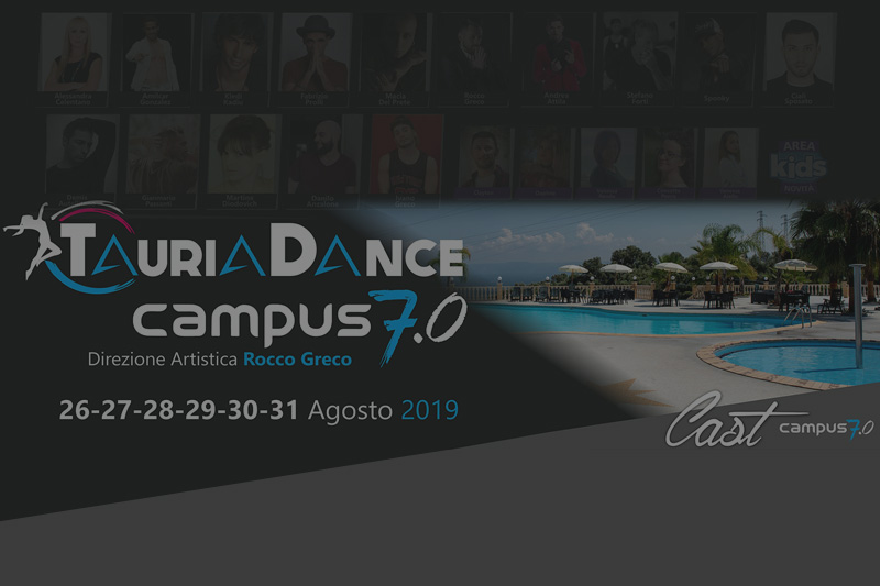 Tauridance Campus 7 adv