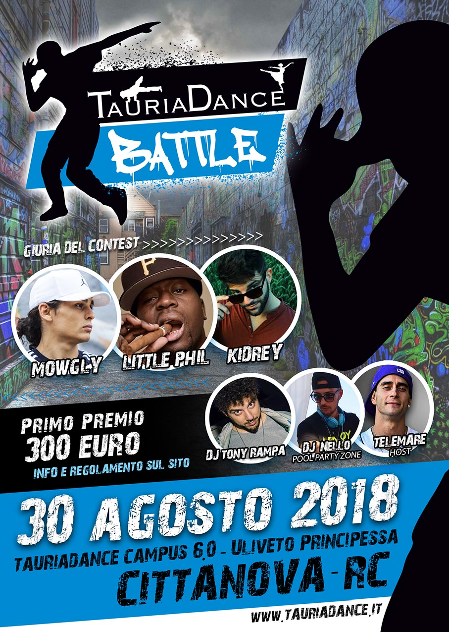 Tauridance Battle Poster