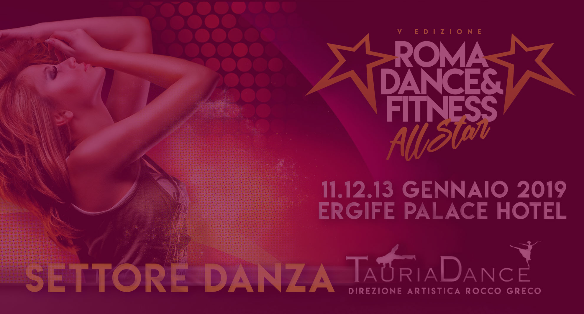 ROMA DANCE FITNESS ALL STAR 2019